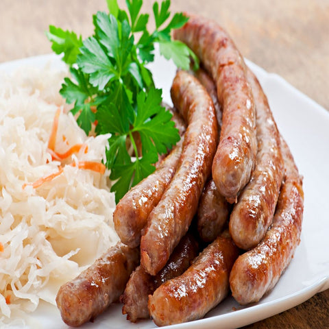 Homemade Chicken Nurnberger Sausage - 1KG