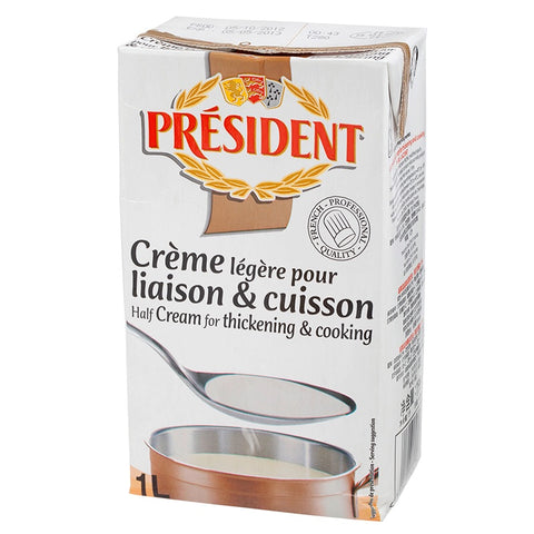 President Cooking Cream - 1 Litre