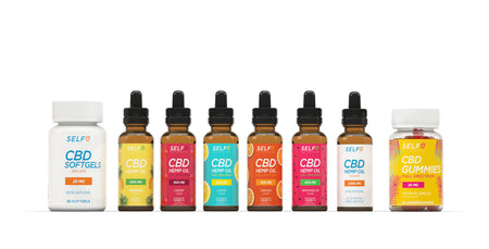 Full line of SELFe CBD Available in store.