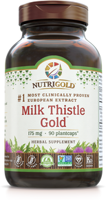 Milk Thistle Gold - 175 mg 90