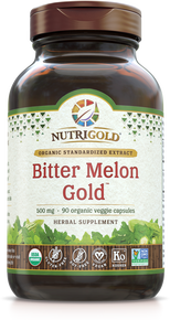 Bitter Melon Gold - 500 mg (Organic) (1243041038379)
