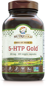 5-HTP Gold - 100 mg (Guaranteed free of Peak X) (1243723202603)
