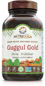 Guggul Gold - 350 mg (Organic)