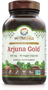 Arjuna Gold - 500 mg (High 35% Tannins) (1242960527403)