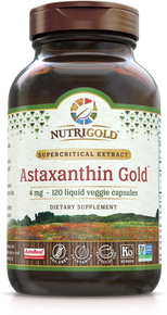 Astaxanthin Gold - 4 mg (Vegan liquid caps) (1243738538027)
