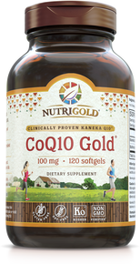 CoQ10 Gold - 100 mg (TOP SELLER) (1243745321003)