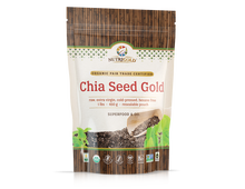 Chia Seeds Gold (Organic)