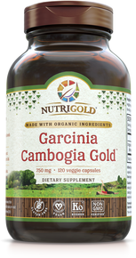 Garcinia Cambogia Gold - 500 mg (Cl. proven SuperCitrimax®) (1243180433451)