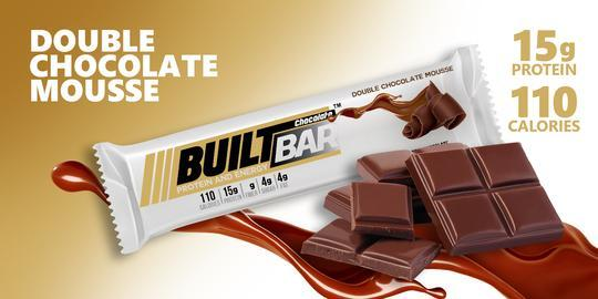 BUILT BAR *Bars Are NOT Shipped with COLD Pack* May Arrive Melted due to Heat