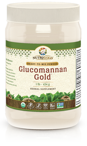 Glucomannan Gold Ready-To-Mix Powder (Solvent-free, e. pure) (1243443232811)