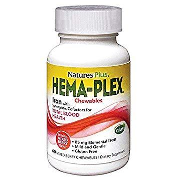 HEMAPLEX 60 Chewables
