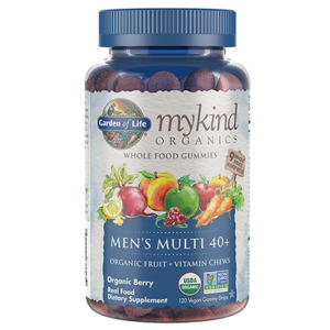 mykind Organics Men 40+ Gummy