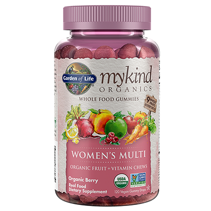 mykind Organics Women's Multi Gummies (1690443972651)