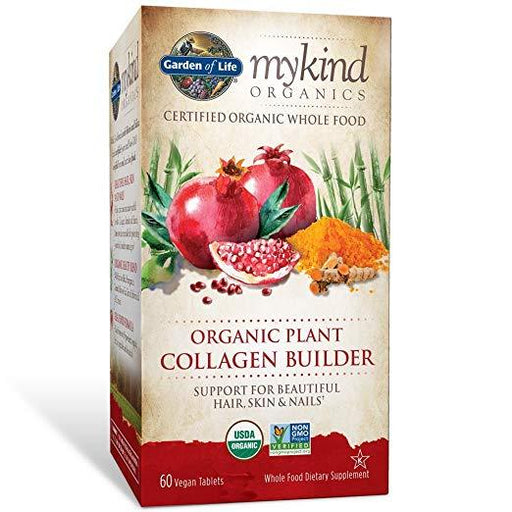 Organic Plant Collagen Builder