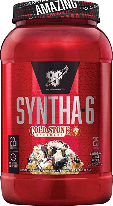 Syntha-6 Whey Protein Powder (1278894899243)