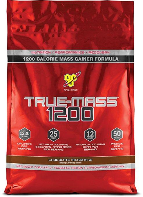 True Mass 1200 10lb Bag