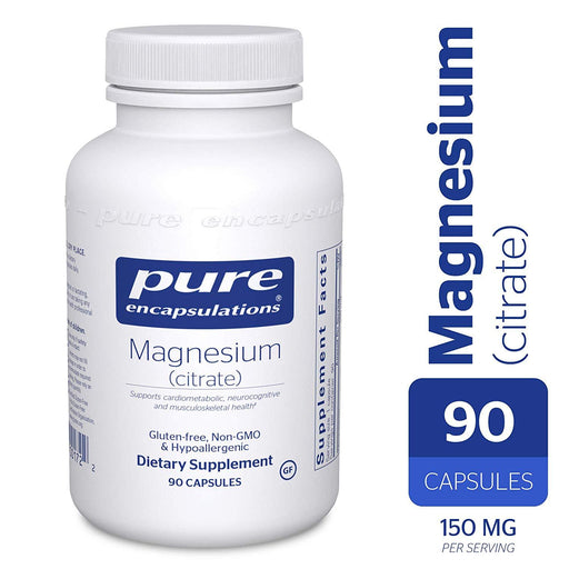 MC9 - Magnesium (Citrate) 90's (4319488147521)