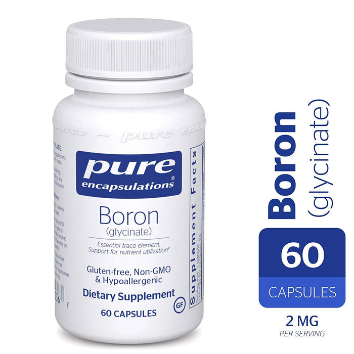 BO6 - Boron (glycinate) 60's (4259144663083)