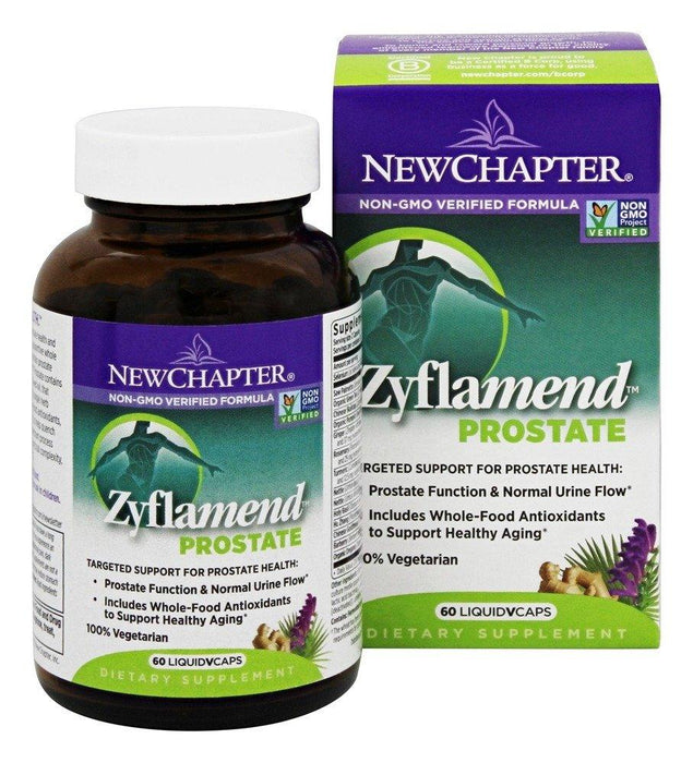New Chapter Zyflamend™ Prostate (4018779488299)