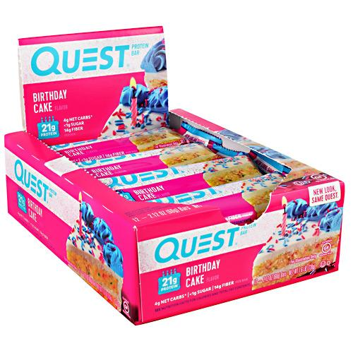 Quest Bars 12/pk - Free Shipping