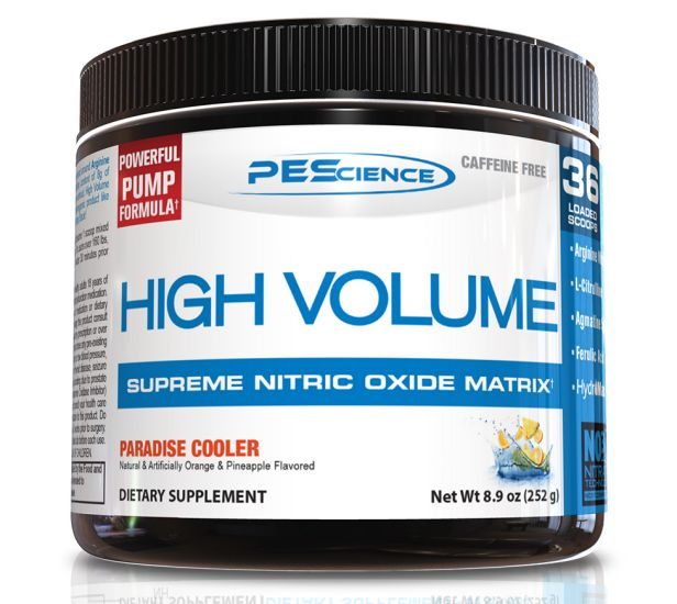 High Volume 245g PEScience