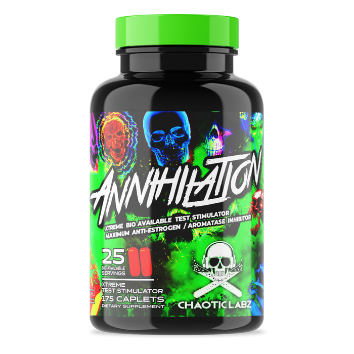 Annihilation 175 Caplets (New Look / Same Formula)