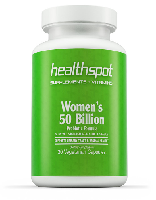 Women's 50 Billion Probiotic Formula (Shelf Stable) (1210217988139)