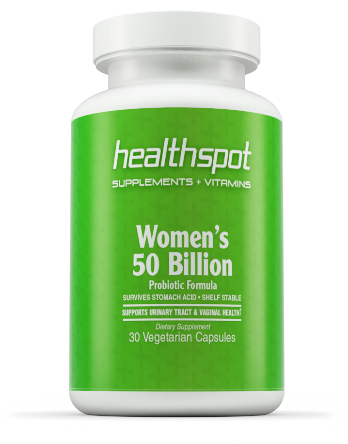 Women's 50 Billion Probiotic Formula (Shelf Stable)
