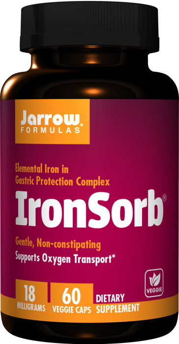 IronSorb, 18 mg 60CAPS (4294939017259)