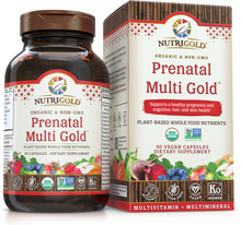 Prenatal Multi Gold (Whole-food plus Fermented)