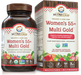 Women's 55+ (Organic, Whole-food, Plant-based) *NEW PRODUCT (1238144155691)