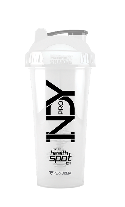 IndyPro | HealthSpot Shaker Cup Limited Edition 2018