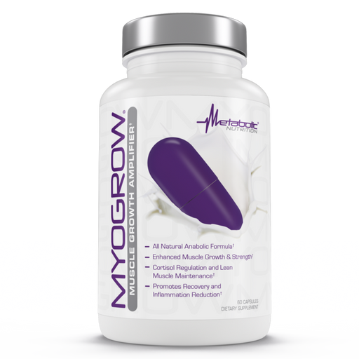 MyoGrow by Metabolic Nutrition