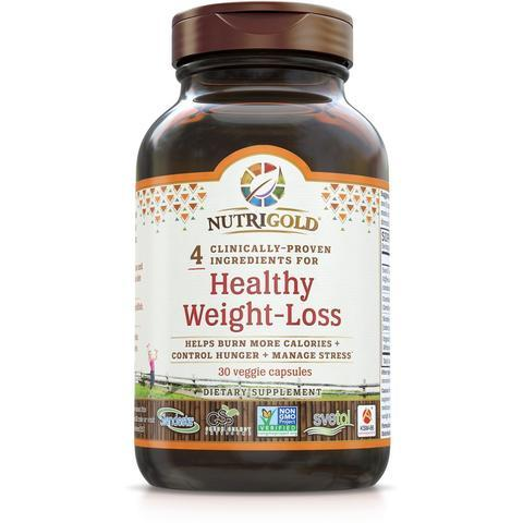 Healthy Weight-Loss Gold