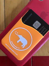 (3X) The Elephant Journal Credit Card Holder.