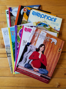 10PK ELEPHANT JOURNAL BACK ISSUE SAMPLE PACK
