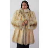 OMIKRON Golden fox 3/4 coat