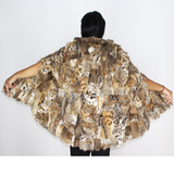 lynx pieces cape