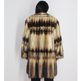 Golden Fitch coat