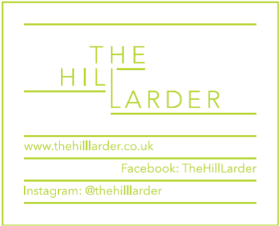 The Hill Larder brand image