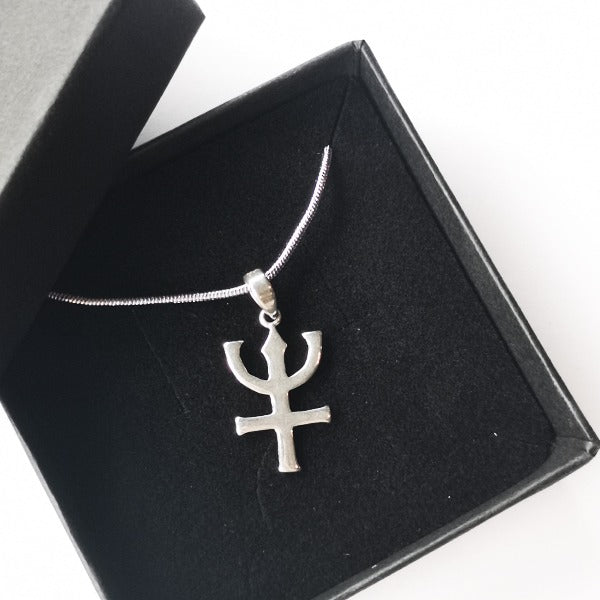 616 Official x Bam Margera Trident Necklace - Bam Margera Merchandise