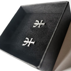 616 Official x Bam Margera Trident Earrings - Bam Margera Merchandise