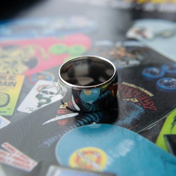 Bam Margera Spectrum Ring
