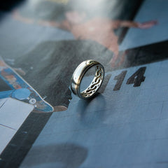 Bam Margera Deluxe Wedding Ring - Bam Margera Merchandise