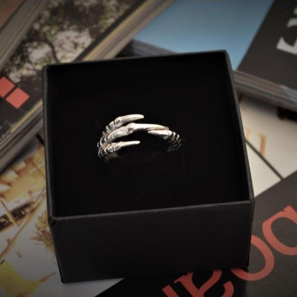 Bam Margera Raven Claw Ring
