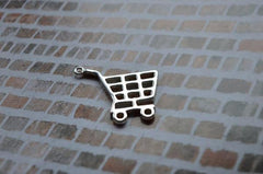 Bam Margera shopping cart 2D Pendant