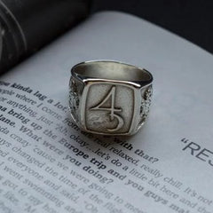 Bam Margera 4Moon Signet Ring v2