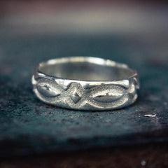 Bam Margera Earth Rocker Ring