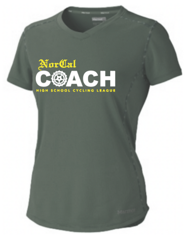 Coach Marmot Tech Tee - Women's