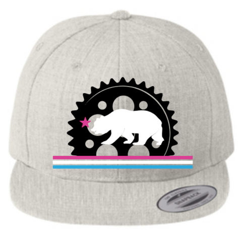 CA Bear/Chainring Hat